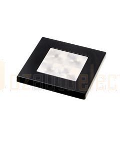 Hella Square LED Courtesy Lamp - Warm White, Hi-Intensity, 24V DC (98058171)