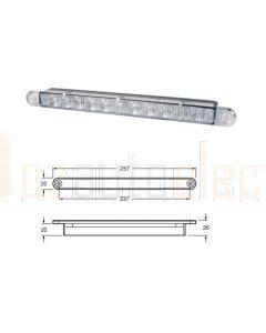 Hella 1005-24V Strip LED Safety Daylights 24V DC