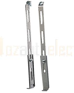Hella 8004 Two Point Fixing Bracket Set to suit Hella Rallye 1000 and 2000 Series