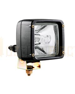 Hella Ultra Beam Halogen FF Single Beam Work Lamp - Long Range (1533LR)