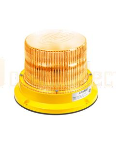 Hella UltraRAY Series - Amber Illuminated, Magnetic Mount (HM400AMAG)