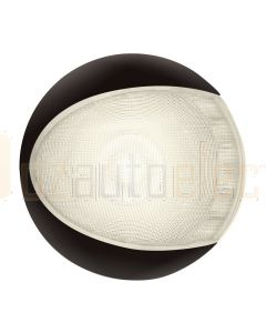 Hella Marine 2JA959820-301 Warm White EuroLED Lamps - Black Shroud