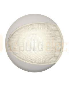 Hella Marine 2JA959820-321 Warm White EuroLED Lamps - White Shroud