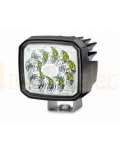 Hella 1562LEDLR Ultra Beam LED Worklamp 9-33V Long Range Beam