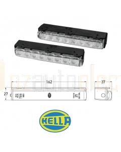 Hella 5630 LED Safety DayLights Kit - 15