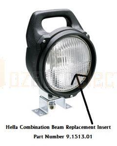 Hella 9.1513.01 Halogen Work Lamp Combination Insert