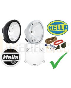 Hella Rallye 4000 Compact Driving Light Kit