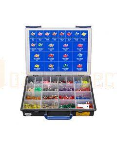 Hella Mining HM8294 Handy Box Blade Fuse Kit (475 Pcs)