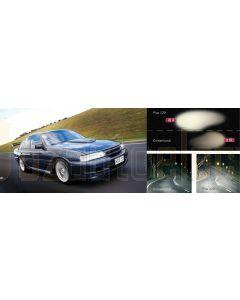 Holden Commodore Headlamp Globe Upgrade Kit - VL / VN / VP / VR / VS (1986 - 1997)