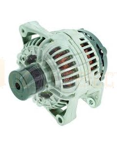 Holden TS Astra 1.6 1.8L 12V 120A 5PV AH (Clutch Pulley Type) Alternator