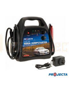 "Jumpstarter and power supply ""Traveller"" 1000A 12V"