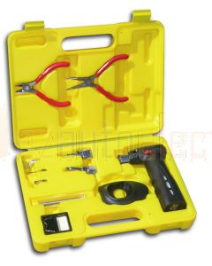 Scope HT-906K Professional Butane Soldering Kit