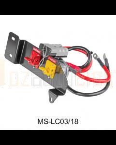 Ionnic MS-LC03/18 Landcruiser Ute Battery Isolator Switch Jump Start Kit