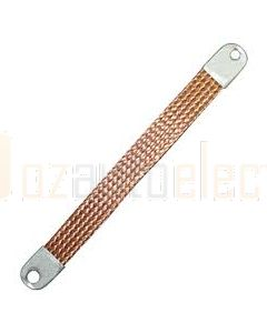 Braided Copper Earth Strap - Engine to Ground