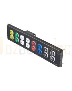 Ionnic 1200-16-00-CL1 ES-Key 1-Touch Switch Panel - 16 Switches