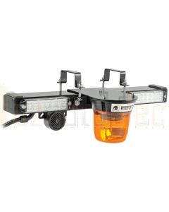 Ionnic 50001A ROPS Bar - Halogen Rotating Beacon (12V)