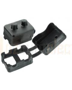 Ionnic CB121B/100 121/123 Series Terminal Insulators -Black (Pack of 100)
