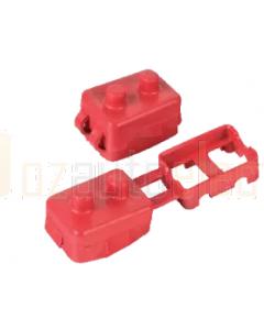 Ionnic CB121BOOT-RED 121/123 Series Terminal Insulators