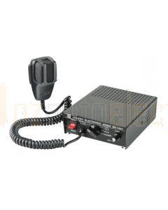 Ionnic EA1001/12V Siren Amplifier & PA - 60 Watt (12V)