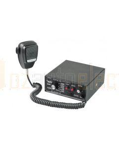 Ionnic SA500-12 Siren Amplifier & PA - 100 Watt (12V)