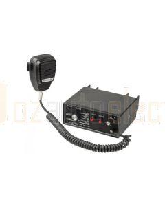 Ionnic SA700-24 Siren Amplifier & PA - 100 Watt (24V)
