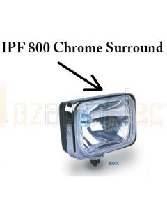 IPF 800 Chrome Surround to suit IPF 800 Driving Light