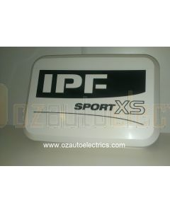 IPF 800 XS White Protective Cover