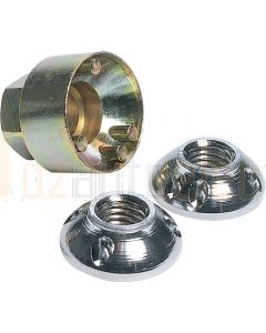 IPF Anti Theft Lock Nuts