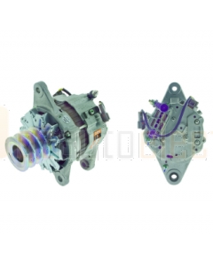 Isuzu 6HE1 6HH1 Suits Twin or Tripple Pulley Applications Alternator