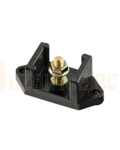 Bussmann Single Stud Junction Block Black 200A