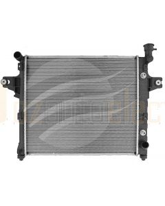 Radiator Jeep Grand Cherokee 4.7L V8 WJ 1999-2004