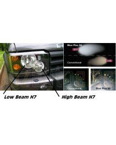 Land Rover Discovery Headlamp Upgrade