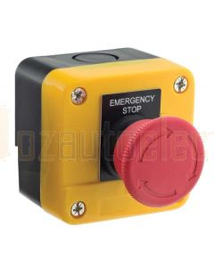 Latching (Turn to Release) Emergency Stop Switch