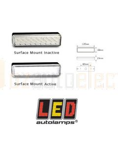 LED Autolamps 135WM 135 Series Reverse Lamp Surface Mount