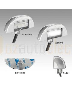 LED Autolamps 60BLM 60 Series Licence Plate Lamp (Twin Blister)