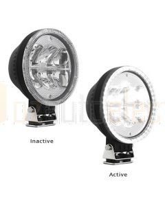 LED Autolamps 1786SBM 7inch 60W LED Driving Light
