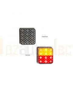 LED Autolamps 81STI2 Stop/Tail & Indicator Combination Lamp (Twin Blister)