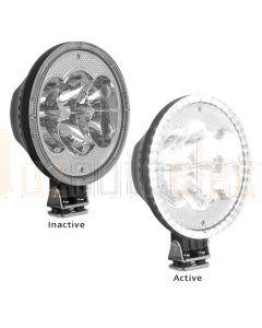 LED Autolamps 2296SBM 9 Inch Driving/Spot Lamp (Single Box)