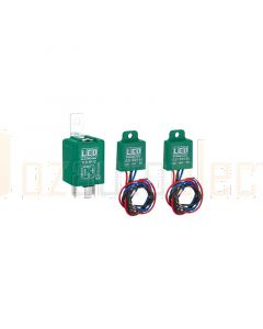 LED Autolamps ILS3P12 ILS Smart Relay Fixes Fast Flashing Indicators - 12V, 3 Pin