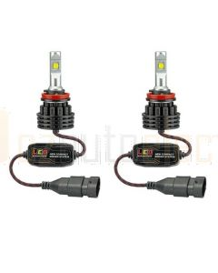LED Autolamps H8,9,11-5000LM H8 H9 H11 LED Headlight Globe Kit