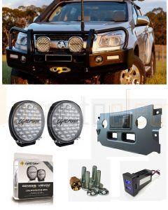 Lightforce Genesis LED Holden Colorado Upgarde Kit