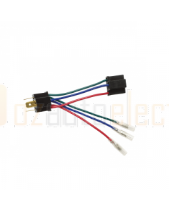 Lightforce CBH4 Headlight Patch Harness to suit H4 Globes