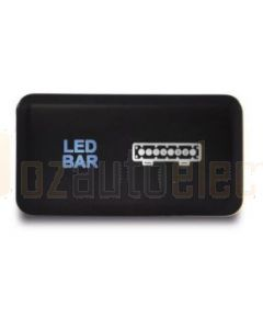 Lightforce CBSWTYL LED Light Bar Switch to suit Toyota and Holden