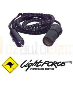 Ext Coil Lead Male Plug & Female Socket