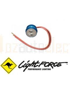 Lightforce GHDL Bulb Holder Blue Anodised For Halogen RM Lights