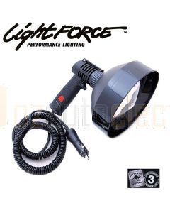 Lightforce SL1705 Striker 170mm 100W Halogen Handheld Spotlight with Cig Cord