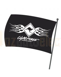 Lightforce Flag 900X1849mm (Flames)