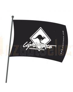 Lightforce Flag 900X1849mm (Road Sign)