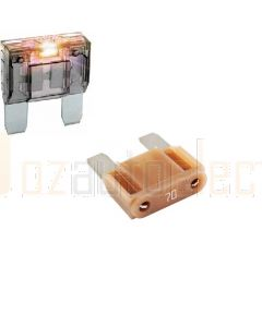 Littlefuse MAXI 32V Slo-Blo 70A Maxi Blade Fuse with Blown Fuse Indicator