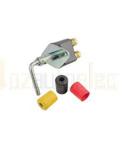 Ionnic L Handle - Single Pole Lockable